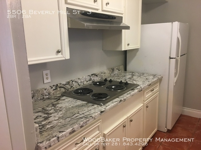 2 Bedrooms, Larchmont Rental in Houston for $1,279 - Photo 2