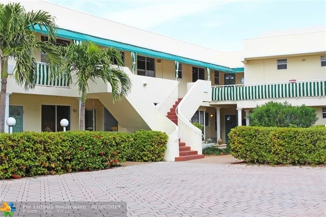 1 Bedroom, East Fort Lauderdale Rental in Miami, FL for $1,450 - Photo 1