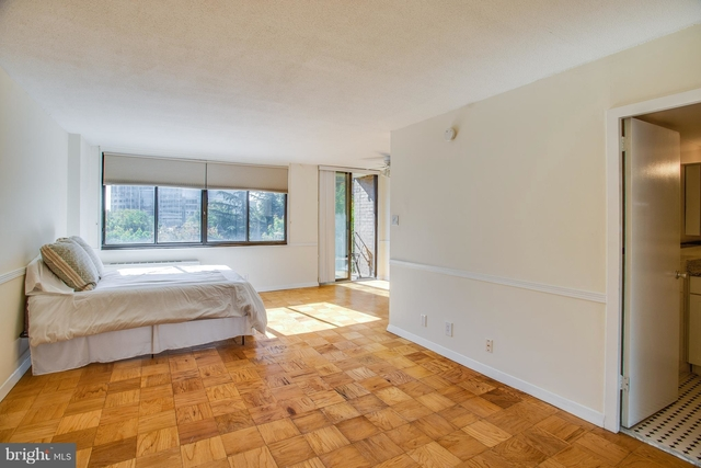 Studio, West End Rental in Washington, DC for $1,950 - Photo 1