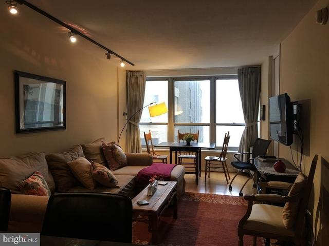 1 Bedroom, Rittenhouse Square Rental in Philadelphia, PA for $1,725 - Photo 1