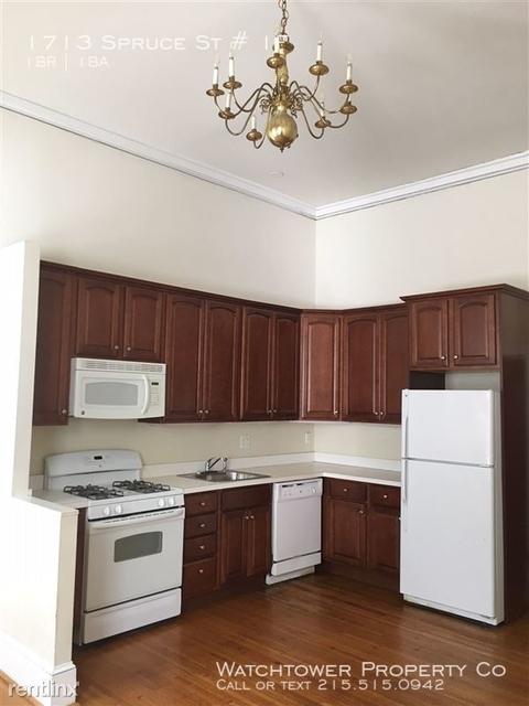 1 Bedroom, Rittenhouse Square Rental in Philadelphia, PA for $1,599 - Photo 1