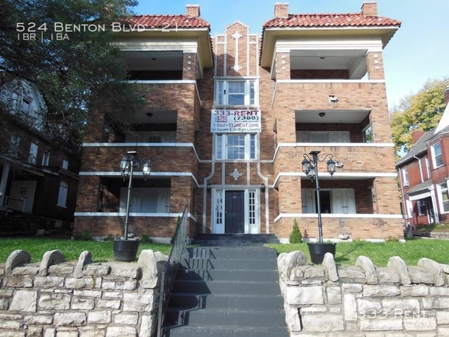 1 Bedroom, Scarritt Point Rental in Kansas City, MO-KS for $545 - Photo 1