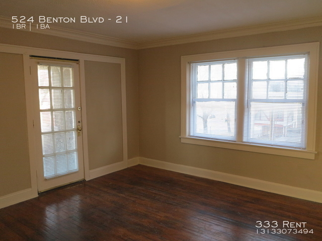 1 Bedroom, Scarritt Point Rental in Kansas City, MO-KS for $545 - Photo 2
