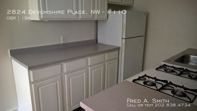 Studio, Woodley Park Rental in Washington, DC for $1,395 - Photo 2