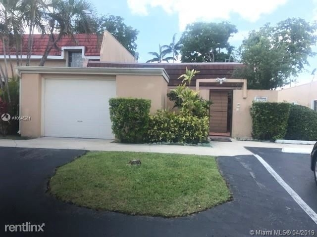 3 Bedrooms, Country Club of Miami Fairway Townhouses Rental in Miami, FL for $1,975 - Photo 1