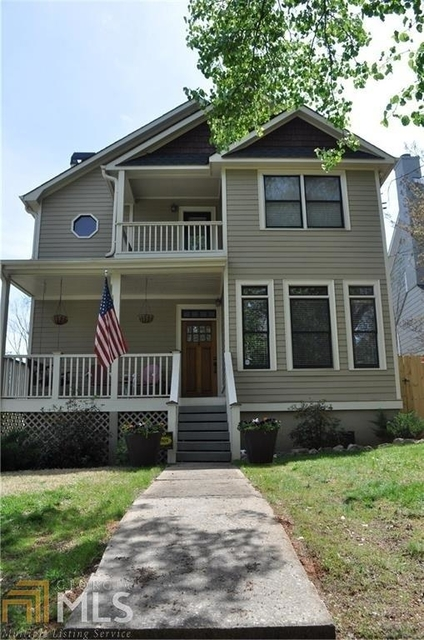 3 Bedrooms, Inman Park Rental in Atlanta, GA for $3,700 - Photo 2