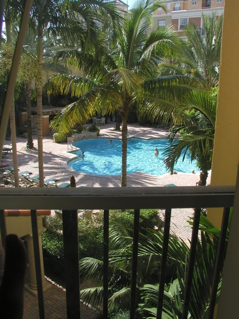 2 Bedrooms, Courtyards in Cityplace Condominiums Rental in Miami, FL for $2,200 - Photo 1
