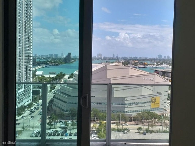 2 Bedrooms, Media and Entertainment District Rental in Miami, FL for $1,890 - Photo 1