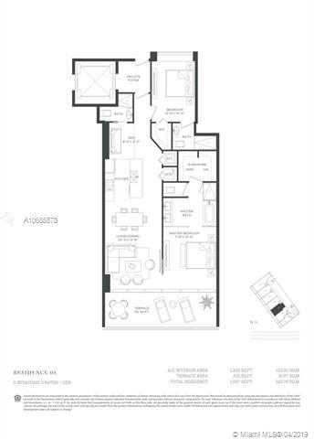 2 Bedrooms, Broadmoor Rental in Miami, FL for $4,200 - Photo 2