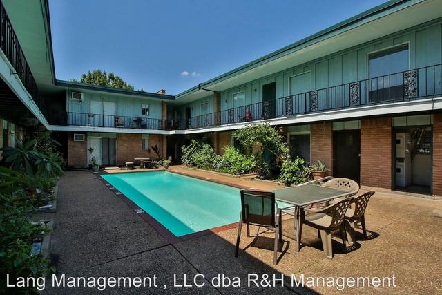 2 Bedrooms, Montrose Rental in Houston for $1,295 - Photo 2