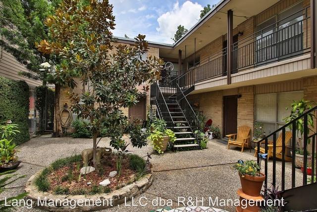 1 Bedroom, Montrose Rental in Houston for $1,095 - Photo 1