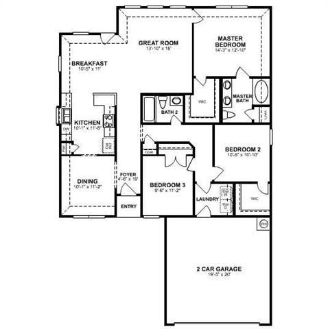3 Bedrooms, Mountain Creek Lake Rental in Dallas for $1,650 - Photo 2