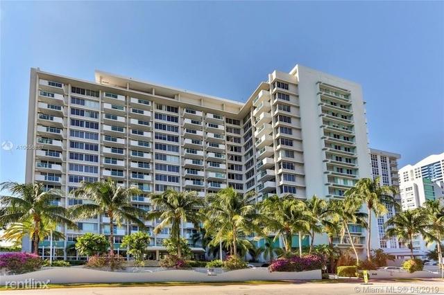 1 Bedroom, West Avenue Rental in Miami, FL for $2,390 - Photo 1