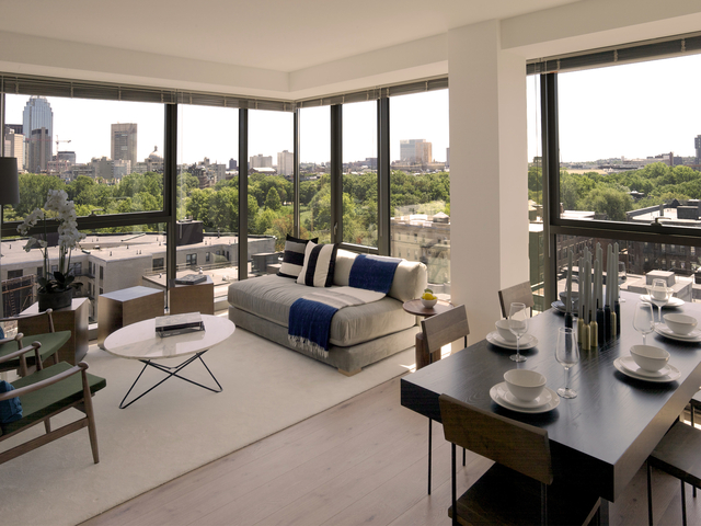 2 Bedrooms, West Fens Rental in Boston, MA for $4,800 - Photo 2