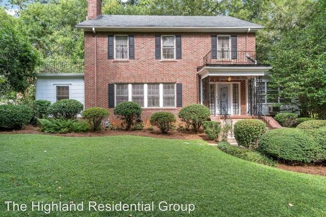 4 Bedrooms, Druid Hills Rental in Atlanta, GA for $3,500 - Photo 1