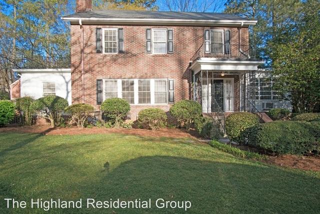 4 Bedrooms, Druid Hills Rental in Atlanta, GA for $3,500 - Photo 2