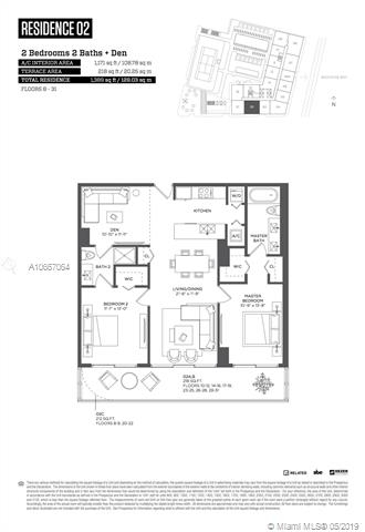 2 Bedrooms, Midtown Miami Rental in Miami, FL for $3,600 - Photo 2