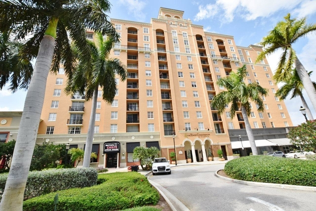 2 Bedrooms, Courtyards in Cityplace Condominiums Rental in Miami, FL for $3,000 - Photo 1