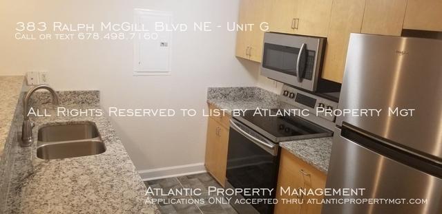 1 Bedroom, Old Fourth Ward Rental in Atlanta, GA for $1,195 - Photo 1