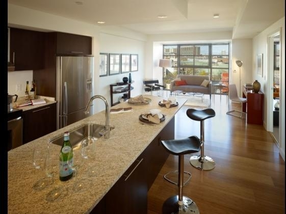 2 Bedrooms, West Fens Rental in Boston, MA for $5,908 - Photo 2