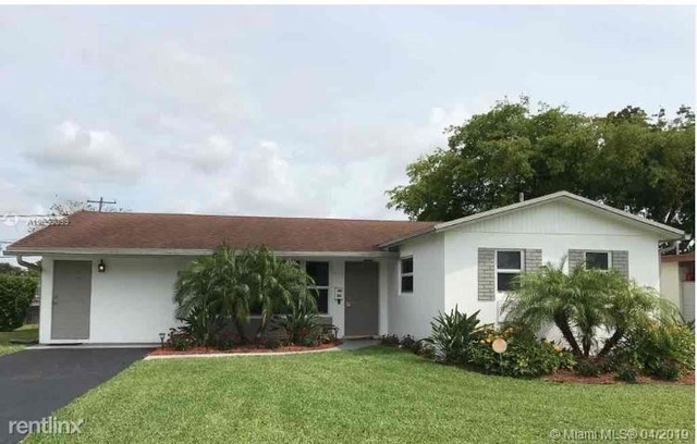 4 Bedrooms, North Margate Rental in Miami, FL for $2,095 - Photo 1
