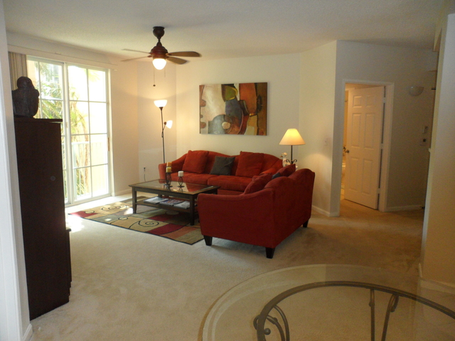 2 Bedrooms, Courtyards in Cityplace Condominiums Rental in Miami, FL for $1,900 - Photo 2