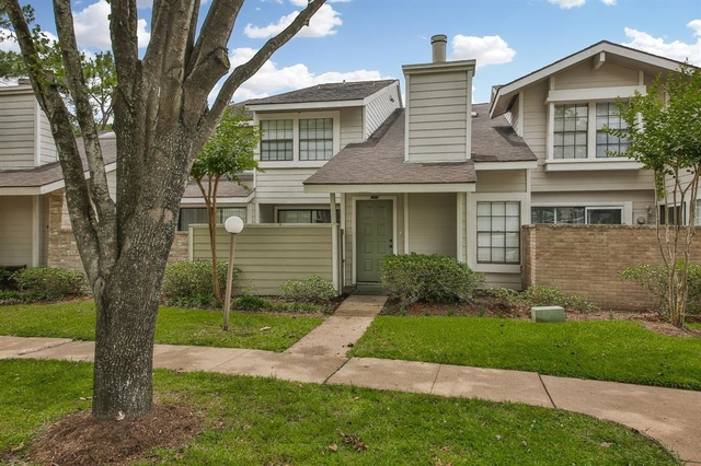 2 Bedrooms, Fondren Southwest Tempo Townhome Rental in Houston for $1,145 - Photo 1