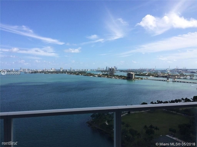 2 Bedrooms, Bayonne Bayside Rental in Miami, FL for $4,300 - Photo 1