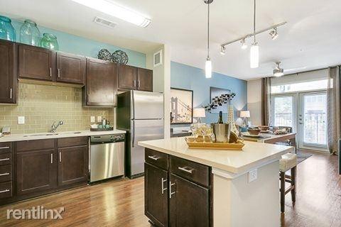 1 Bedroom, Rock Island-Samuels Avenue Rental in Dallas for $1,176 - Photo 1