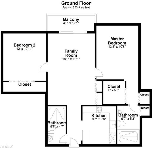 2 Bedrooms, Flamingo - Lummus Rental in Miami, FL for $2,550 - Photo 2