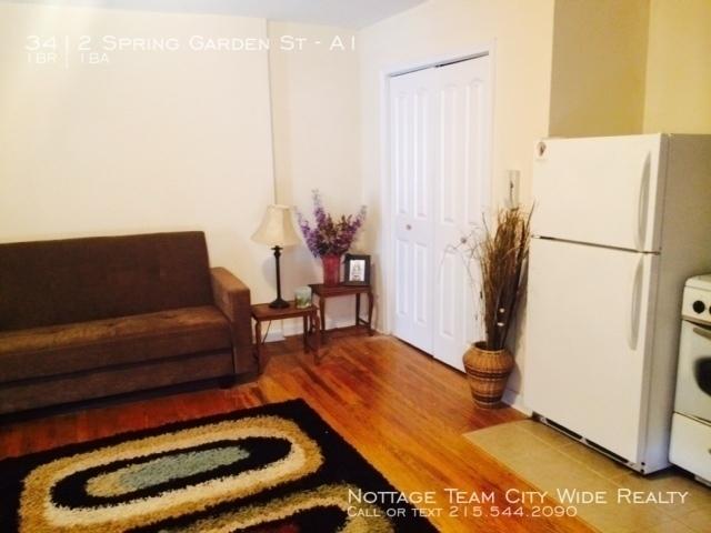 1 Bedroom, Powelton Village Rental in Philadelphia, PA for $1,040 - Photo 2