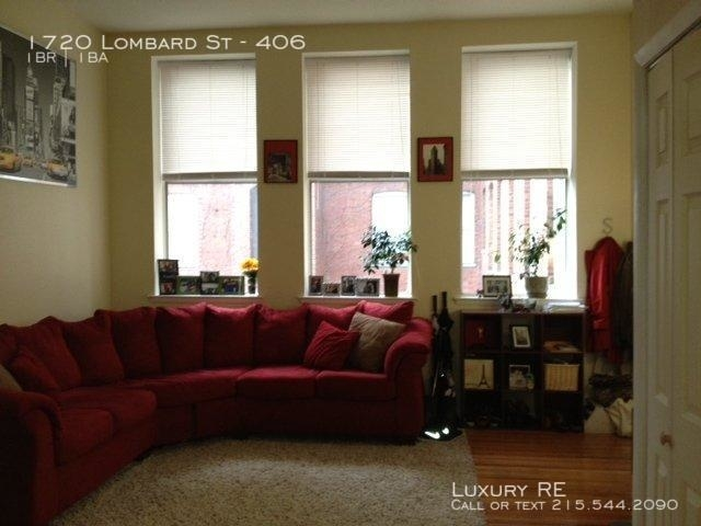 1 Bedroom, Rittenhouse Square Rental in Philadelphia, PA for $1,810 - Photo 1