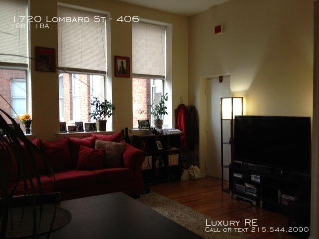 1 Bedroom, Rittenhouse Square Rental in Philadelphia, PA for $1,810 - Photo 2
