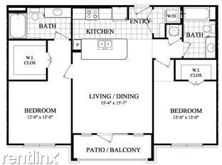 1 Bedroom, Sugar Land Rental in Houston for $1,271 - Photo 2