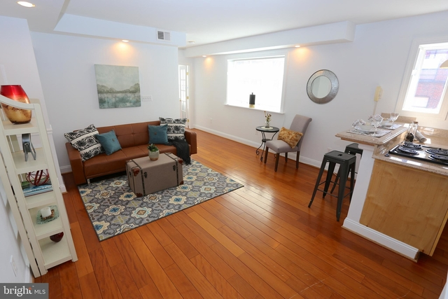 1 Bedroom, Mount Vernon Square Rental in Washington, DC for $2,000 - Photo 2