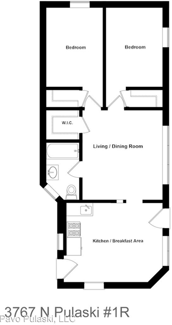 2 Bedrooms, The Villa Rental in Chicago, IL for $1,475 - Photo 2
