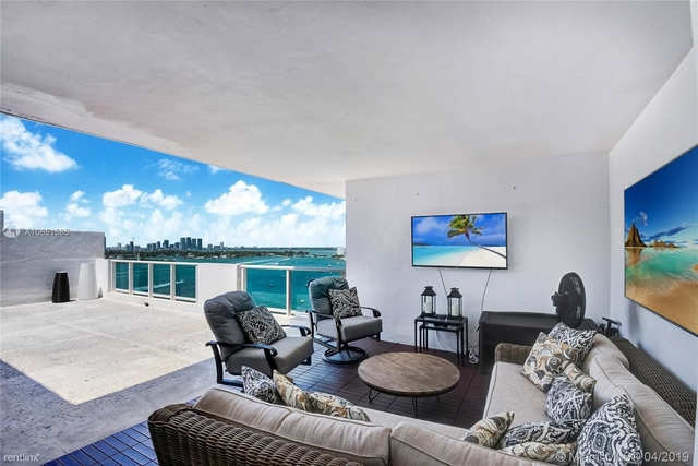 2 Bedrooms, West Avenue Rental in Miami, FL for $4,700 - Photo 2