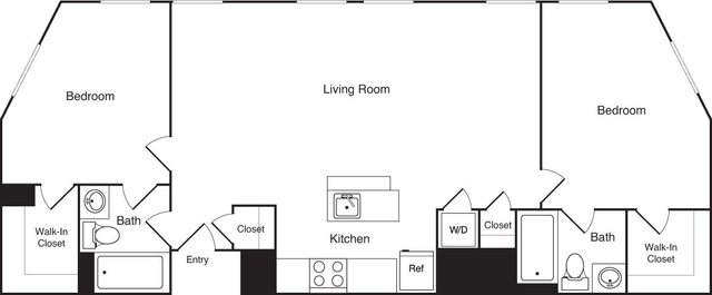 2 Bedrooms, Financial District Rental in Boston, MA for $4,195 - Photo 2