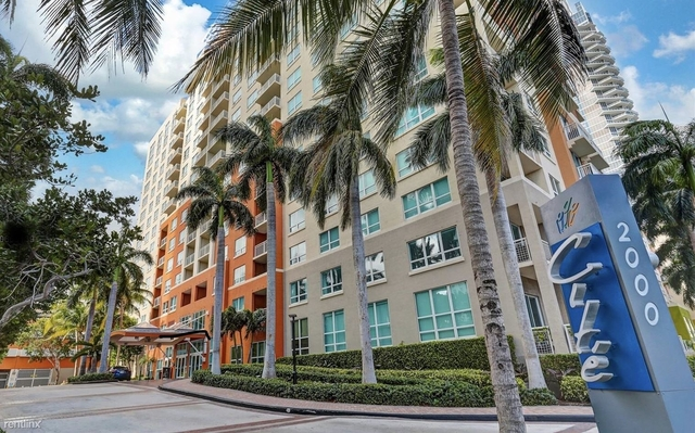 1 Bedroom, Media and Entertainment District Rental in Miami, FL for $1,725 - Photo 1