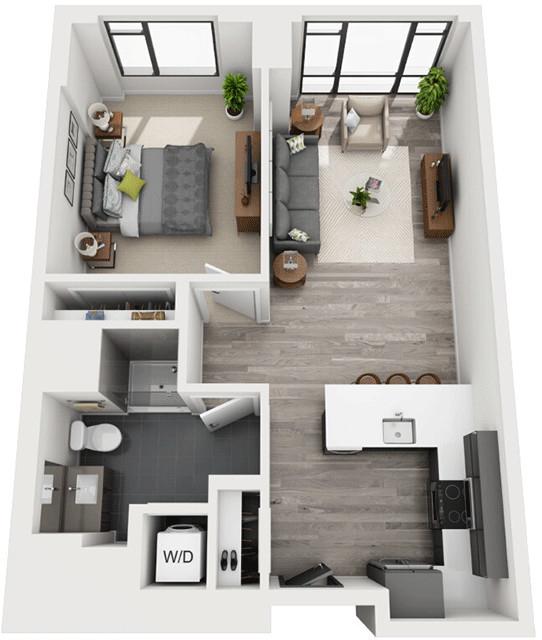 1 Bedroom, Shawmut Rental in Boston, MA for $4,173 - Photo 1