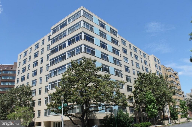 1 Bedroom, Foggy Bottom Rental in Washington, DC for $2,000 - Photo 1