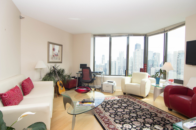 2 Bedrooms, The Loop Rental in Chicago, IL for $3,500 - Photo 2