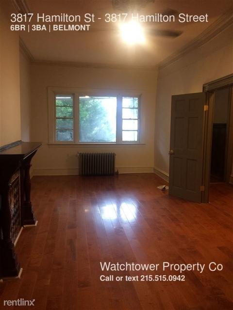 6 Bedrooms, Powelton Village Rental in Philadelphia, PA for $3,099 - Photo 2