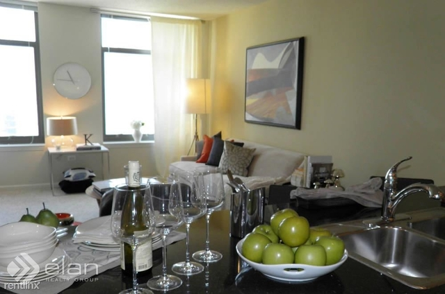 1 Bedroom, Fulton River District Rental in Chicago, IL for $2,161 - Photo 2