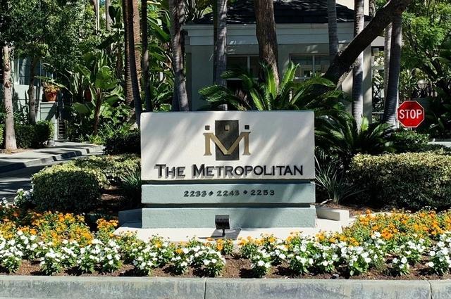 2 Bedrooms, The Metropolitan Condominiums Rental in Los Angeles, CA for $2,750 - Photo 1