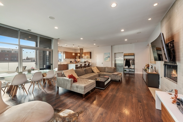 3 Bedrooms, Noble Square Rental in Chicago, IL for $5,500 - Photo 2