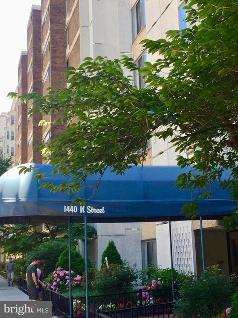 Studio, Logan Circle - Shaw Rental in Washington, DC for $1,700 - Photo 1
