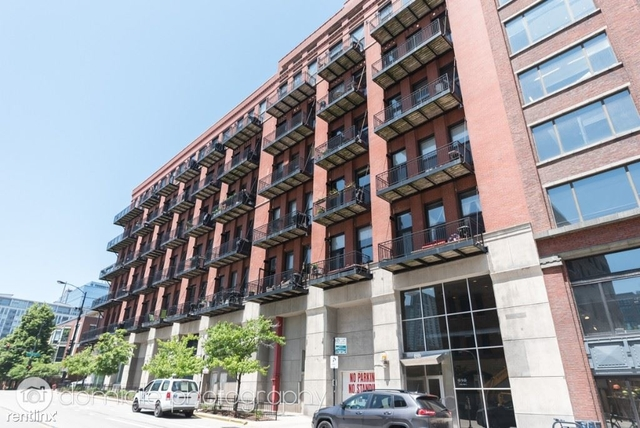 1 Bedroom, Fulton River District Rental in Chicago, IL for $2,500 - Photo 1