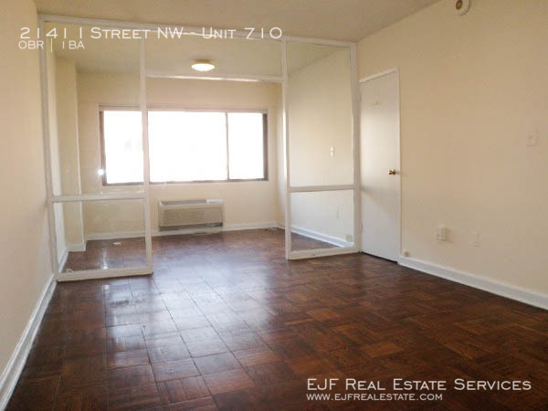 Studio, George Washington University Rental in Washington, DC for $1,550 - Photo 2