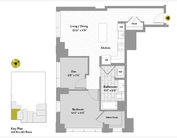 1 Bedroom, St. Marks Rental in Boston, MA for $4,174 - Photo 1